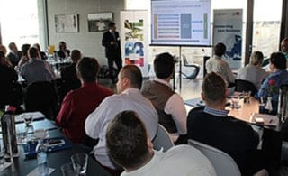 Smarter Data Interchange Forum 2015 Präsentationsdetails
