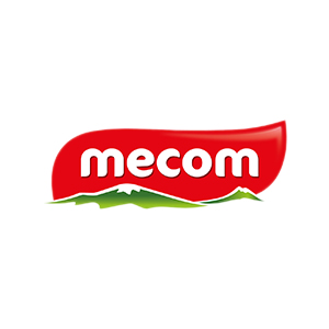 logo spoločnosti MECOM